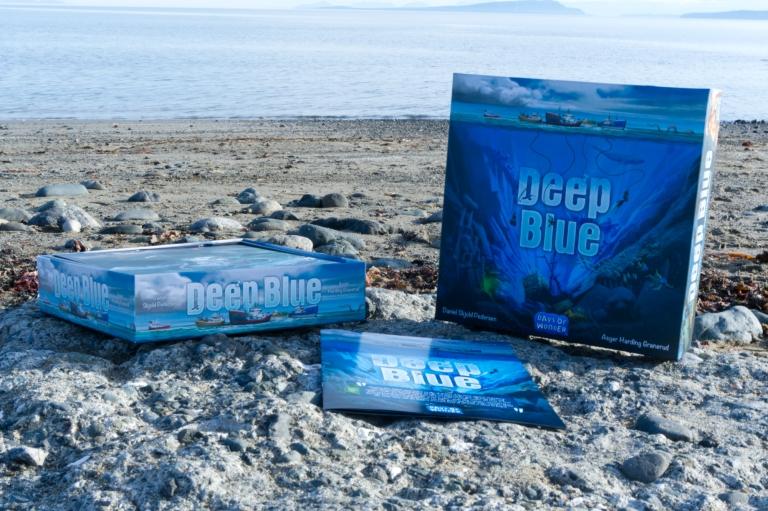 Deep Blue 9
